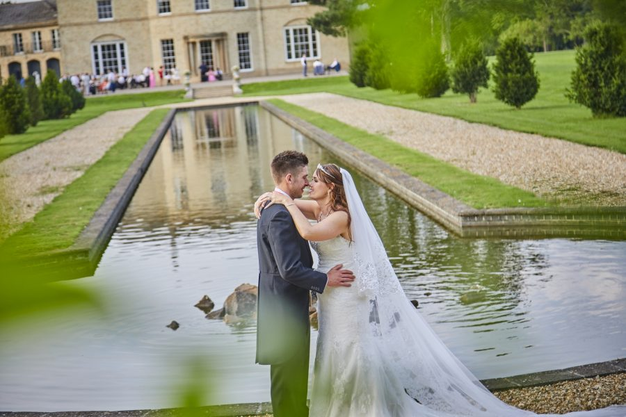 Wedding photograph for Andrea & Lewis