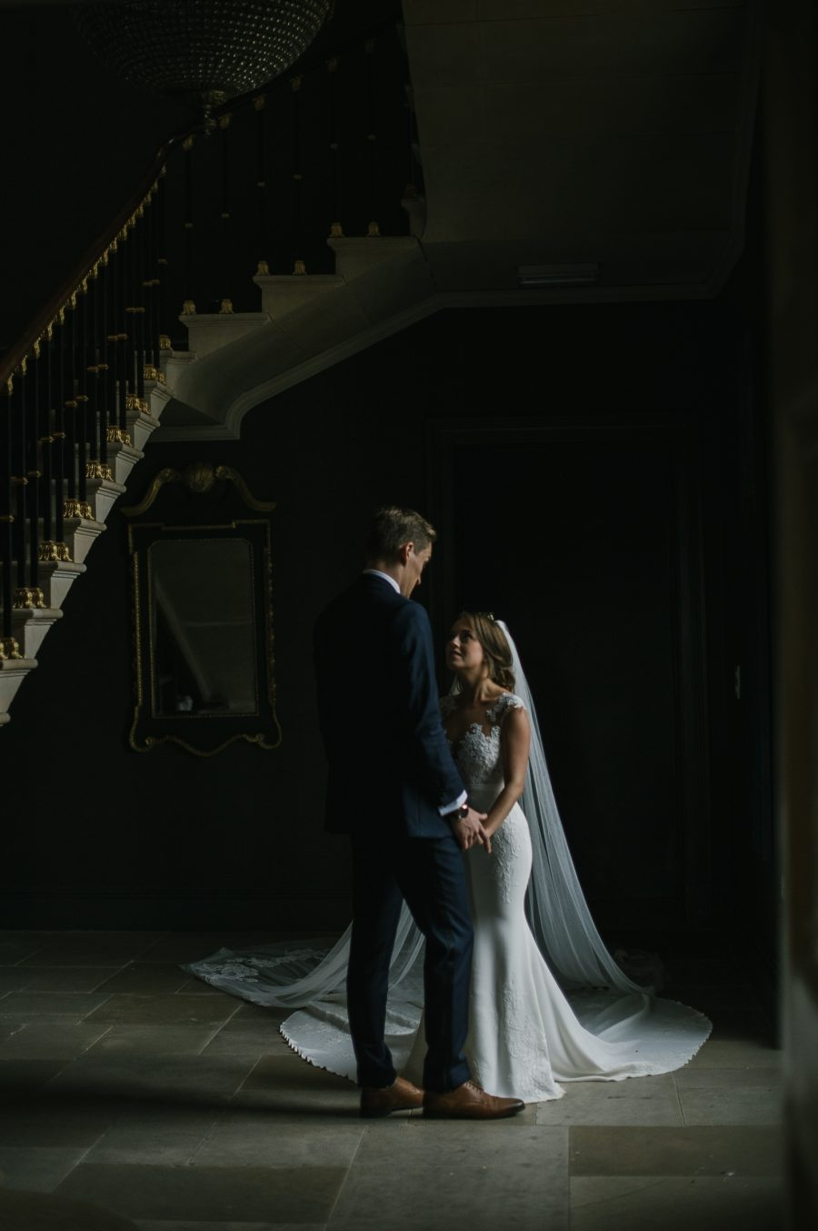 Wedding photograph for Olivia & Oliver