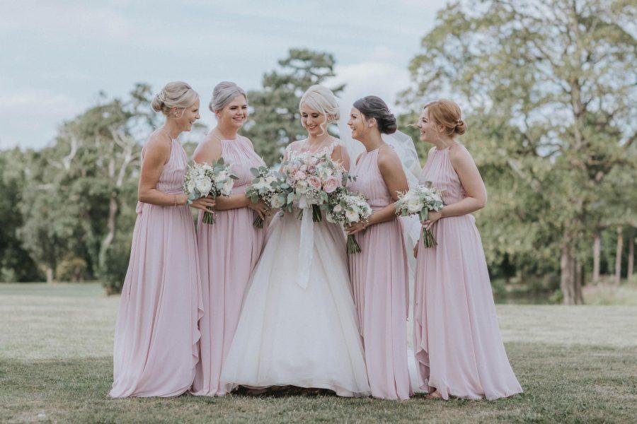 Wedding photograph for Chelsea & Kieran