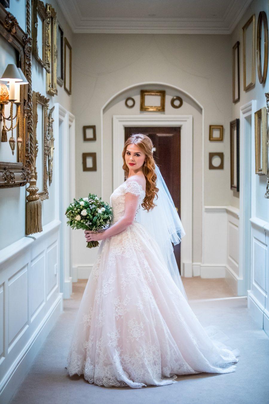 Wedding photograph for Grace & Robert
