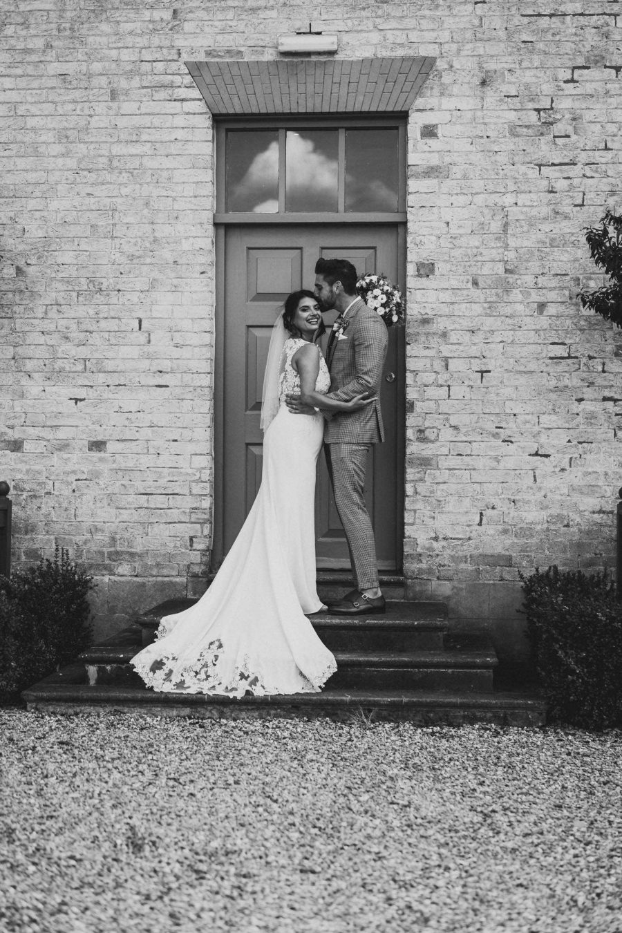 Wedding photograph for Jade & Francis