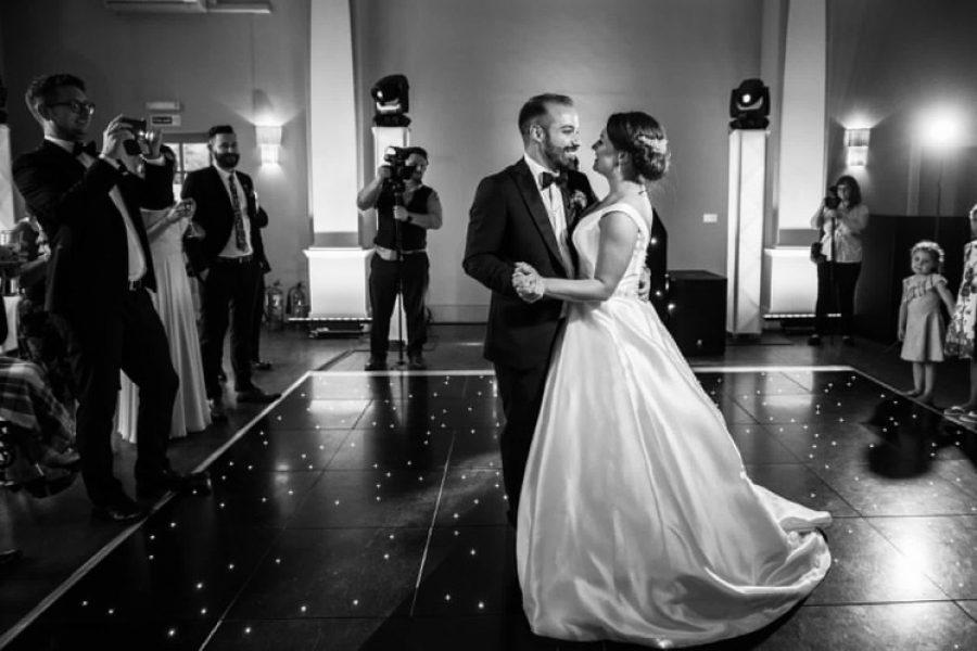 Wedding photograph for Melissa & Gianni