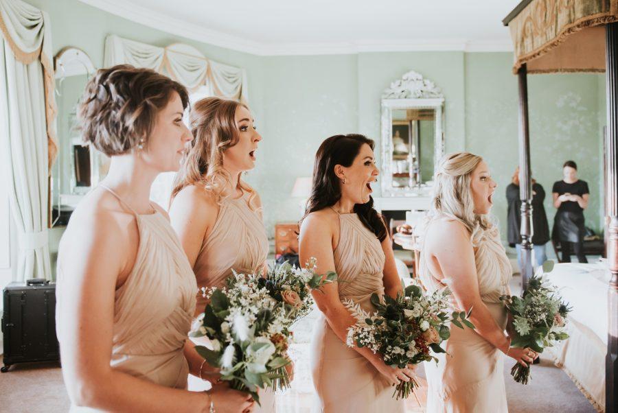 Wedding photograph for Lauren & Chris